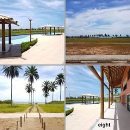 Lote em condomínio fechado na praia -Santo Amaro / Saubara - Costa de Itapema