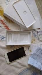 Iphone 6 plus de 128gb com caixa e nota fiscal
