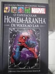 HQs Capa Dura Marvel novas!