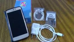 Smartphone Motorola Moto C Plus DTV 16GB + Micro SD 16GB