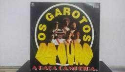 Lp,vinil Os garotos de ouro Música Gaúcha.