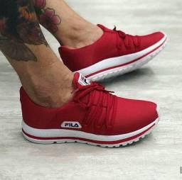 Tênis Fila Red