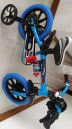 Bicicleta Nathor, aro 12 - NOVA