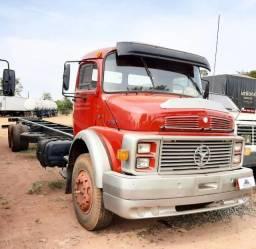 Caminhão mb 1313 1979 -no chassis