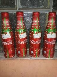 Garrafa coca cola série especial