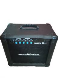 Cubo amplificador guitarra Mackintec Maxx 15 Color 220/110v