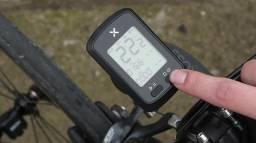 Velocímetro Bike GPs  sem fio Dois conecta com o Strava