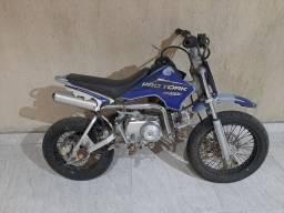 Mini moto 100cc protork / AC.cartão