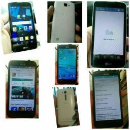 LG k4 + Asus por 200 os 2 funciona tudo