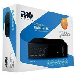 Conversor Digital Full Hd Prodt-1250 Pro Eletronic
