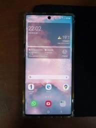Samsung Galaxy Note 10 256gb 8gb de RAM sem detalhes