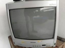 Vendo TV com Conversor