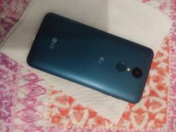 Celular LG K 9 TV Azul
