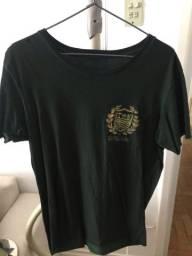 Camiseta Osklen Original Double Face , Tamanho M
