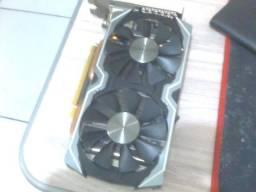 Placa de Video Nvidia GeForce gtx 1060 6GB