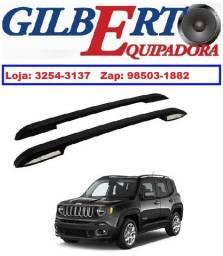 Rack Longarina Bepo Jeep Renegade Aluminio Preto 3254-3137
