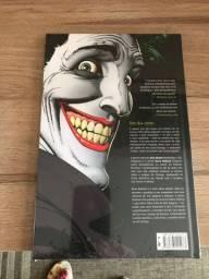 Batman a piada mortal edição de luxo novinho