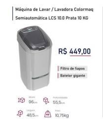 Lavadora Colomarq 10 kg /// Em Oferta ///