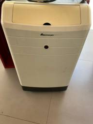 Ar condicionado portátil defeito