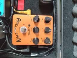 Vendo pedal de guitarra  simudor de amp