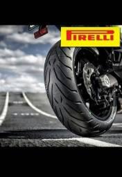 Pneu de Moto 160/60/17 Pirelli Angel Traseiro