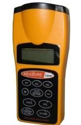 Trena Digital A Laser Alcance 18 Metros x 12x R$ 10,99