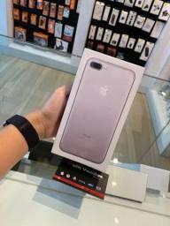 Apple iPhone 7 Plus 32GB Preto-Fosco