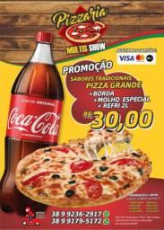 Pizzaria Multis show delivery