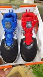 Tênis Nike Team Hustle D9 Novo Original