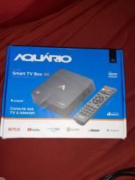 Tv box aquário