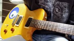 Guitarra PRS + cubo Roland