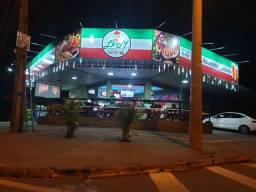 Restaurante, lanchonete e Choperia