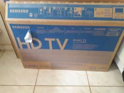 TV smart zerada samsung