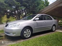 Toyota Corolla SE-G 1.8 Automático - Ano 2006 Modelo 2007