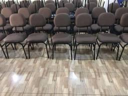 Cadeiras Para Igrejas, Escritórios, Consultórios, Auditórios