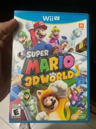 Super Mario 3D World - Wii U - Usado