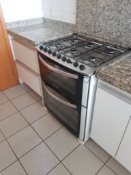 Fogão 6 bocas Electrolux forno duplo VENDA URGENTE