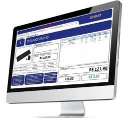 Sistema de vendas pdv caixa controle apenas 79,90