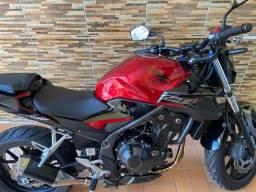 Título do anúncio: Honda CB 500F 2020