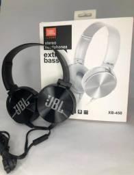 Fone de Ouvido Stereo Headphone com Fio JBL