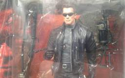 T-850 Terminator - Terminator 3 Rise of The Machines McFarlane's - Recondicionado