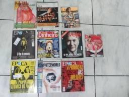 Lote Revistas Diversas