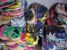 Fábrica de chinelos (muito barato)