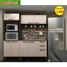 Cozinha Modulada Sara 3 Peças