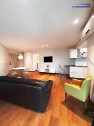 Título do anúncio: Flat com 3 dormitórios para alugar, 100 m² por R$ 4.000,00/mês - Paraíso - São Paulo/SP