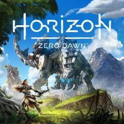 Vendo Jogo Horizon Zero Dawn Complete Edition