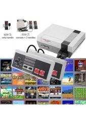 Videogame NES Retro com consoles, produto NOVO, 500 Jogos em 1, Jogos Classicos