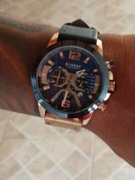 Relógio Curren Social 8329