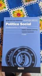 Livros do Serviço Social