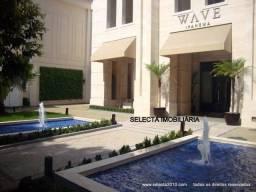 """Título do anúncio: Apartamento novo, todo equipado e mobiliado, no sensacional edifício """"WAVE"""" !!!"""